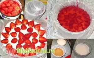 Инструкция приготовления суфле для торта