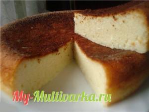 Творожно – манный кекс в мультиварке