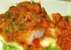 Рыба с овощами в мультиварке
